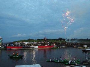 Celebración nombramiento de la Amazonia como Maravilla Natural del Mundo