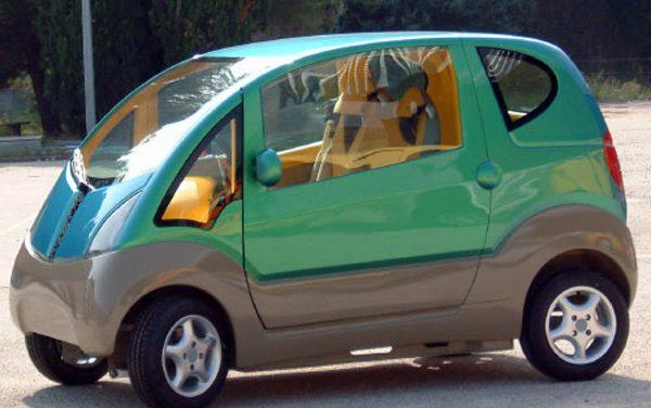 El coche que funciona con aire se comercializará inminentemente