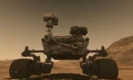 La primera canción retransmitida por la humanidad desde Marte