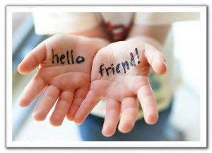 La Amistad nos hace más Felices