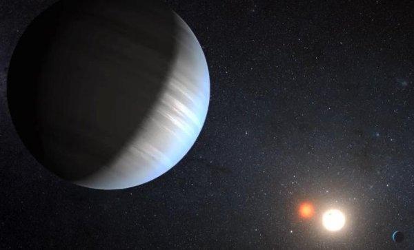 Descubren el primer sistema circumbinario y multiplanetario