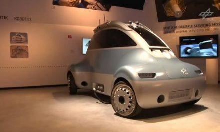 El coche eléctrico ROboMObil