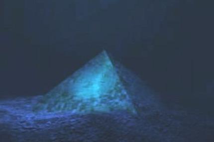 Descubren restos de una ciudad sumergida en el Caribe