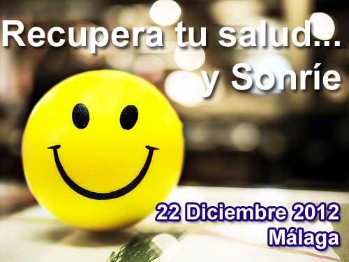 Taller Recupera la Salud y Sonríe en Málaga