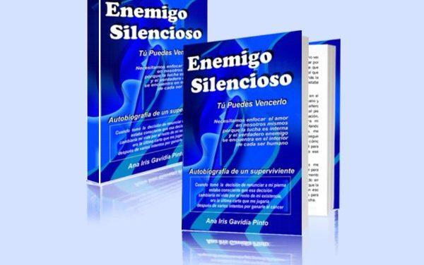 Enemigo Silencioso – El Libro de Ana Iris Gavidia