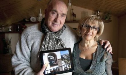 Cede su segunda vivienda a una familia desahuciada
