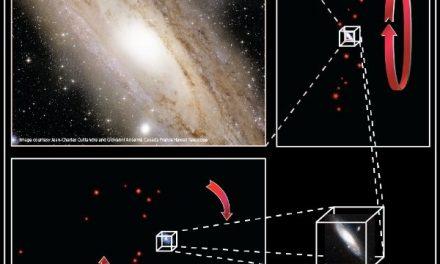 Un niño francés de 15 años colabora en la detección de un nuevo orden cósmico