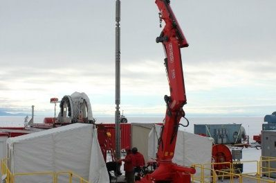 Más cerca de descubrir los secretos de un lago oculto bajo la Antártida