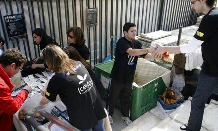 Kilochef recauda más de siete toneladas de comida