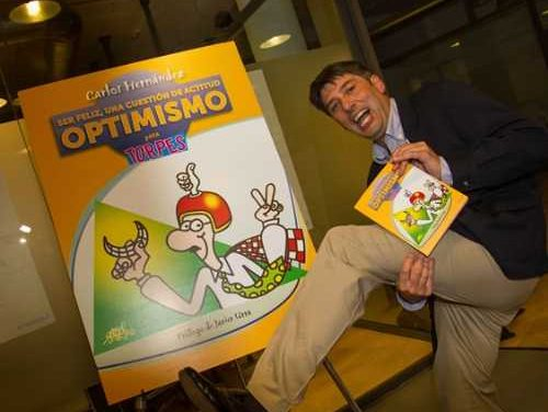 Optimismo y espíritu emprendedor llegan a la Universidad