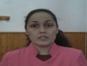 Verónica Garrido, dueña del restaurante
