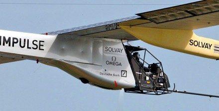 Un nuevo reto para el avión solar