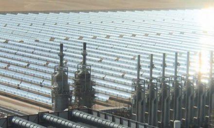 Terminan la mayor planta solar del mundo