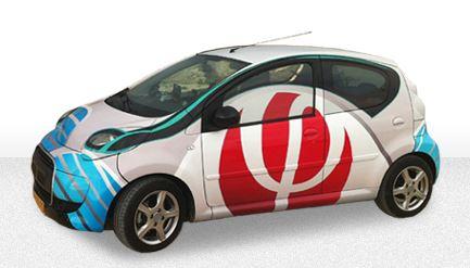 Un coche eléctrico alimentado con una batería como la de Phinergy podría andar por más de 1.000 Km. sin recargar