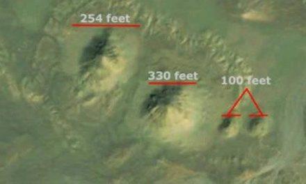 Descubren dos posibles pirámides en Egipto a través de Google Earth