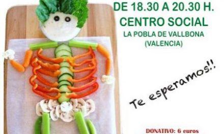 Conferencias y Actividades de Alimentación Anticáncer Mayo 2013
