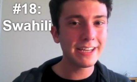 Un chaval de 17 años aprende a hablar 23 idiomas en tan sólo cuatro años