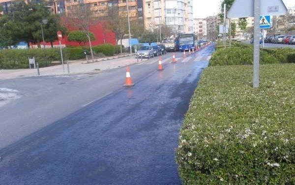 BITUMENOx un producto para reducir la contaminación de las carreteras