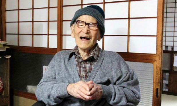 Descubrimos los secretos del supercentenario japonés