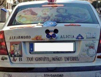 El Taxista Mágico