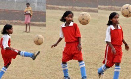 Yuwa: ayudando a las niñas de la India a través del fútbol