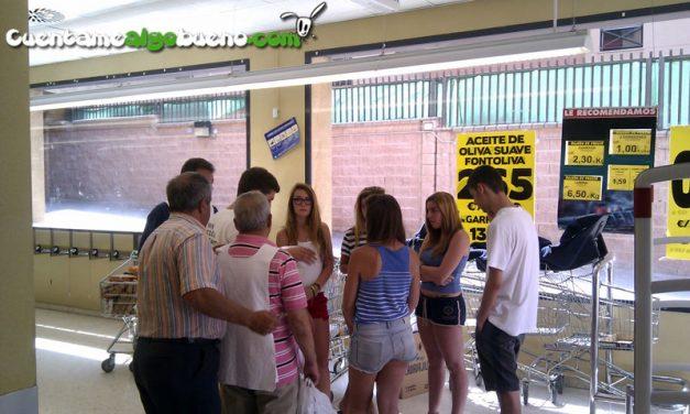 Operación Kilo del Banco de Alimentos de Granada