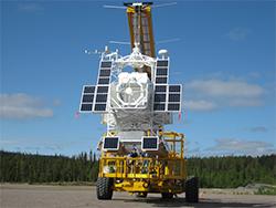 Segunda misión del telescopio solar Sunrise II acabada con éxito