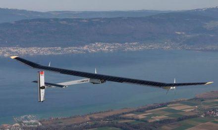El avión Solar Impulse finaliza con éxito su viaje en EEUU