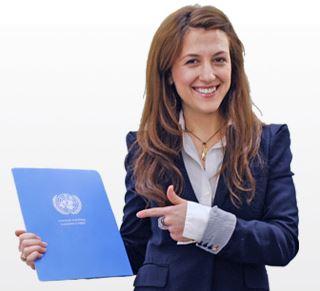 ONU busca jóvenes talentos