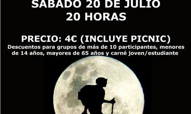 Subida nocturna a Prados del Rey (Baza)