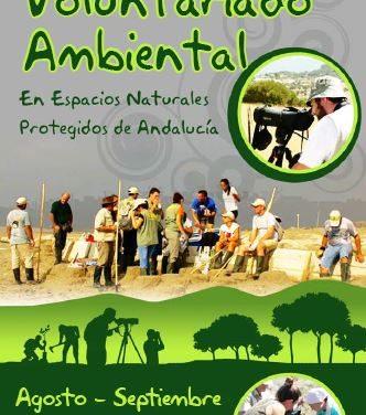 Nueva edición del Programa de Voluntariado Ambiental en Andalucía