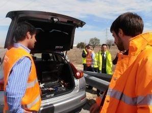 La UMH y Toyota trabajarán juntas en los sistemas de comunicación entre vehículos