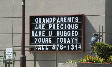 Felicidades a todos los abuelos
