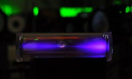 Científicos alemanes detienen la luz durante un minuto