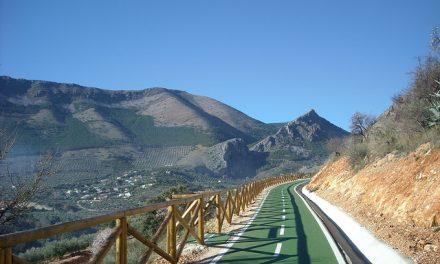 Andalucía ampliará la red de carriles bici