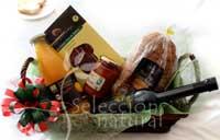 Una empresa madrileña ofrece desayunos y productos ecológicos a domicilio