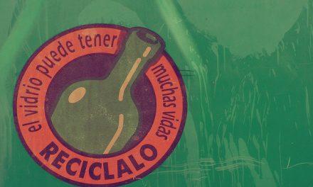 Aumenta el reciclaje de vidrio en España