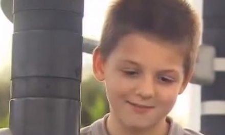 Un canguro le salva la vida a un niño de 7 años