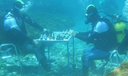 I Torneo de Ajedrez Submarino Europeo