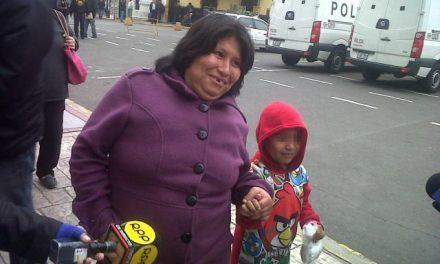Encuentran en Perú a niño que desapareció hace cuatro años