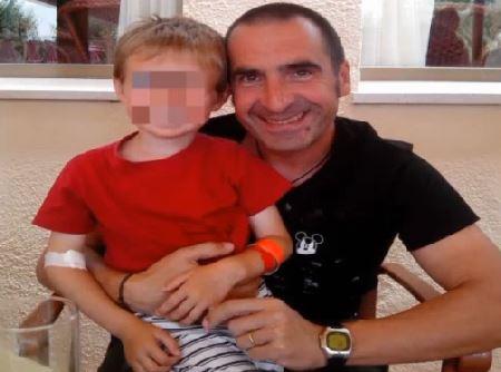Un ertzaina que estaba de vacaciones le salva la vida a un niño