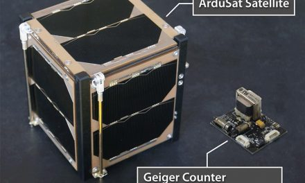 Una empresa de Zaragoza lanza al espacio sensores de radiación de código abierto