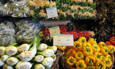 Frutas y verduras: el secreto de la longevidad y el optimismo