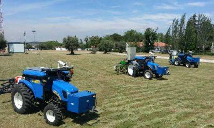 Agricultura Robótica