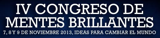 IV Congreso de Mentes brillantes