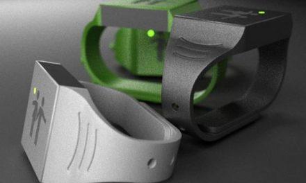 Una empresa española lanza al mercado europeo la primera pulsera de geolocalización de niños por GPS