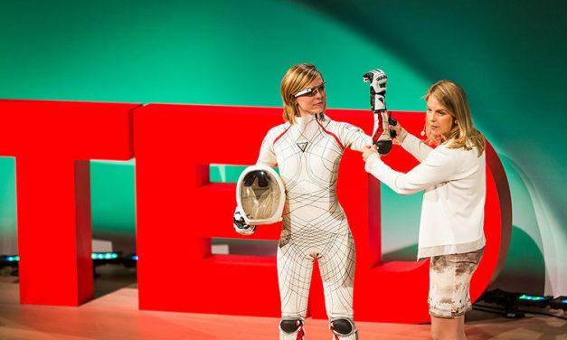 BioSuit el traje que podrían llevar los primeros astronautas que viajen a Marte