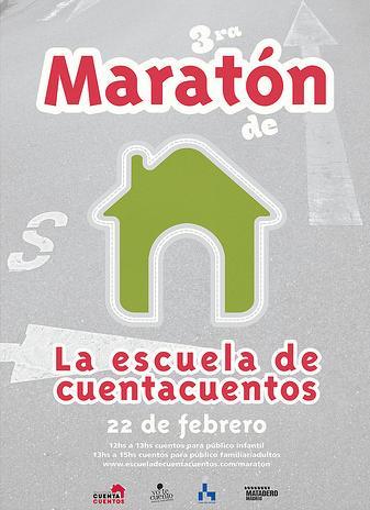 Maratón de Cuentos: 40 narradores, para adultos y niños niños, entrada libre