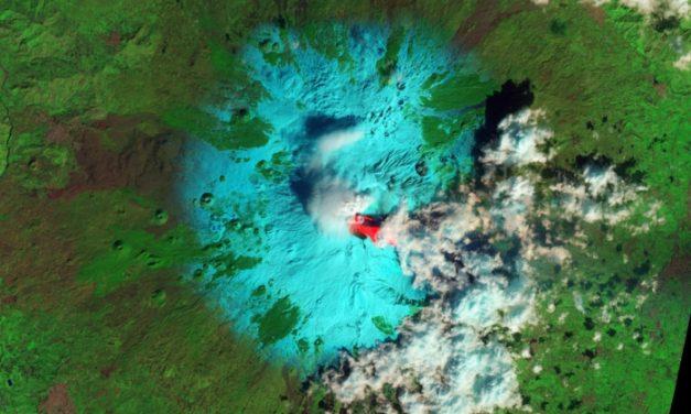 Una foto de las Islas Canarias entre las candidatas a foto del año de la NASA
