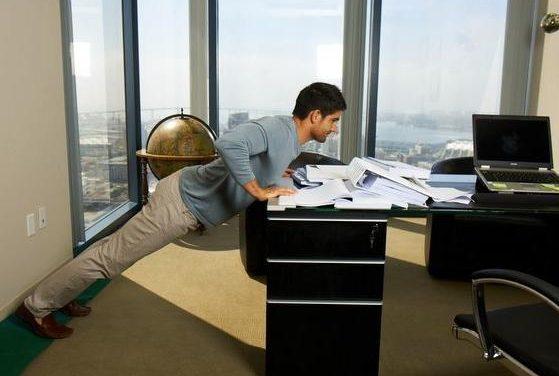 El mejor secreto para la gente ocupada: 30 segundos de ejercicio
